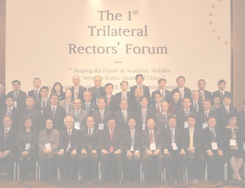 The 1st Trilateral Rectors' Forum