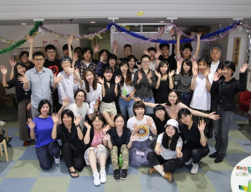 2019 Co-work in Yokohama and Seoul